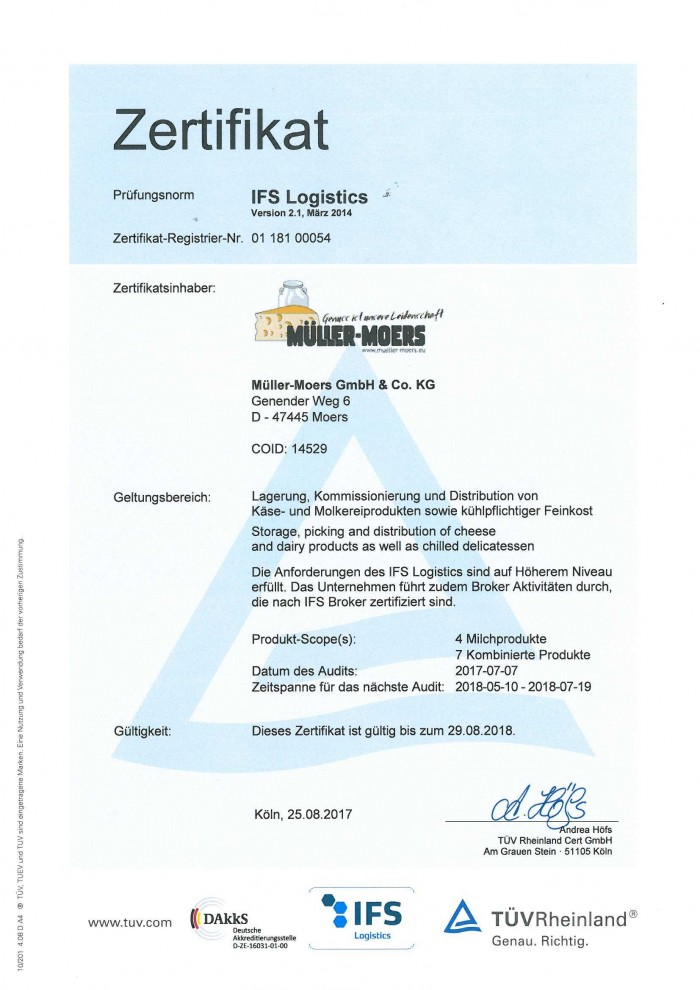 IFS Logistic 2018_deutsch