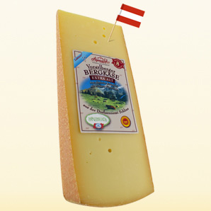 Alpengipfel Mountain cheese extra old