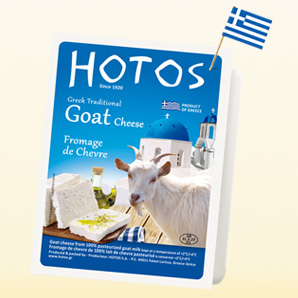 Hotos Goat Cheese
